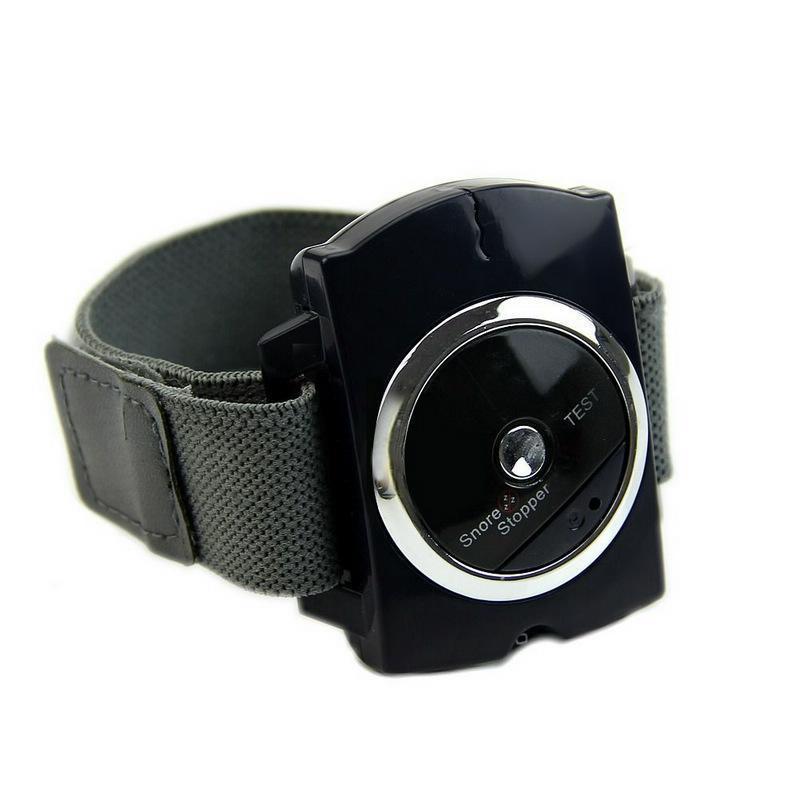 Snore Blocker Stopper Anti Sleeping Wristband Snoring Intelligent Stop Sleep New