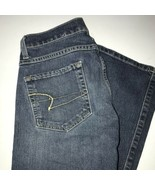 AE AMERICAN EAGLE OUTFITTERS JEGGING SUPER STRETCH WOMENS JEANS SIZE 8 - $13.79