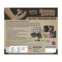 Pokemon Shining Legends Super Premium Ho-Oh Collection and Elite Trainer Box image 7