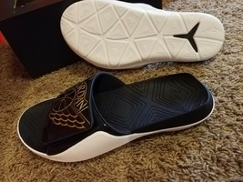 MEN AIR JORDAN HYDRO 7 RETRO SLIDE SANDALS 10 NEW - $41.71