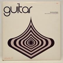Michel Dintrich 10 String Guitar Les Immortels LP Vinyl Album Record Bar... - $14.36