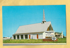 Color Post Card,  ST MATTHEW'S BY-THE-SEA METHODIST CHURCH, Fenwick Is. ... - $4.00
