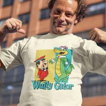Wally Gator II T shirt 1970's Saturday morning cartoon Yogi's Gang graphic tee image 3