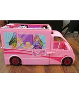 Barbie & Her Sisters Deluxe RV Pop Up Camper 2012 Mattel In A Pony Tale - $79.19
