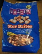 Brach's Star Brites Candy, Peppermint, 58 Ounce, 260+ pieces Exp: 06/22 - $18.78