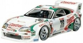 TAMIYA 1:24 Sports Car Series No.163 Castrol Toyota Tom's Supra GT 24163 - $66.89
