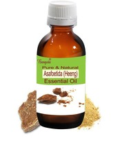 Asafoetida Heeng Pure Natural Essential Oil 30ml Ferula Assa-foetida by Bangota - $38.37