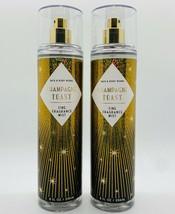2-Pack Bath Body Works CHAMPAGNE TOAST 2020 Fine Fragrance Mist Spray 8 ... - $23.05