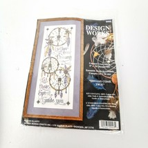 Design Works Dream Catchers Counted Cross Stitch Kit Gather Your Dreams Sealed - $29.99