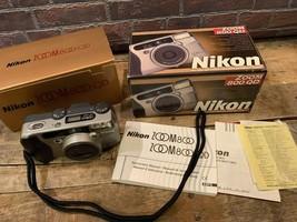 NIKON Zoom 800 QD Camera 38-130mm Power Lens - $29.69