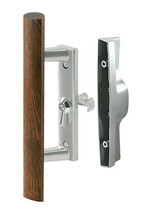 Prime-Line Sliding Glass Door Handle Latch Set Security Steel Reversible... - $26.12