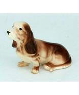 RARE 1950S DACHSHUND PUPPY DOG DOXIE WEINER  FIGURINE LUGENES JAPAN COLL... - $79.00