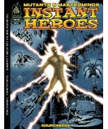 Mutants & Masterminds: Instant Superheroes Sourcebook (Mutants & Masterm... - $16.67