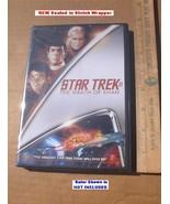 Star Trek II 2 The Wrath Of Kahn (RARE Single DVD) 1982 New factory sealed - $6.99