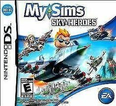 MySims SkyHeroes (Nintendo DS, 2010) - $7.13