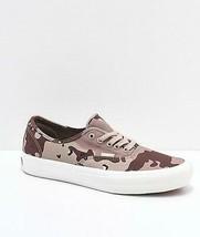 VANS Tan Brown Pro Ripstop Desert Camo Camouflage Men's Shoes NWT 2 Sets... - $59.99