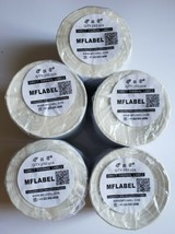 5 Rolls Label 4x6 Zebra 2844 Eltron ZP450 Direct Thermal Shipping 1250 Labels - $19.80