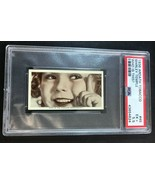 1936 Ardath Cigarette Card #45 WHO IS THIS?  #45 SHIRLEY TEMPLE  PSA 5.5... - $69.25