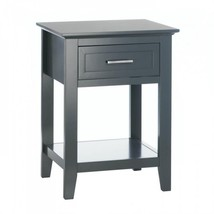 Gray Crosstown Side Table - $129.67