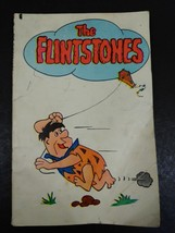 The Flintstones Charlton Press Book Club Edition 1972 Paperback Book ETVB - $2.87