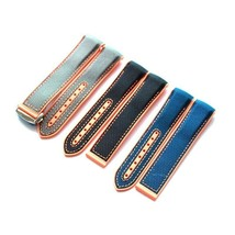 Watchbands For Omega 9900 Universe Marine Sapphire Rubber 8900 22MM Watch Strap - $27.73+