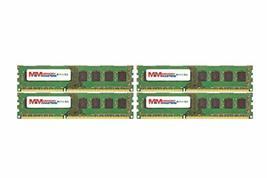 32GB (4x8GB) DDR3-1866MHz PC3-14900 Non-ECC Udimm 2Rx8 Desktop Memory Module - $178.31