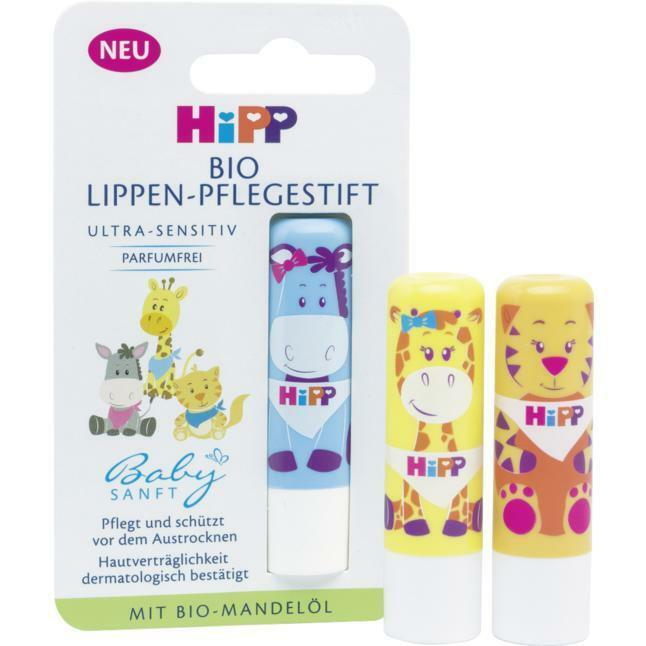 Primary image for 1 HiPP Baby LIP protection chapstick with ORGANIC Almond Oil  FREE SHIPPING