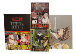 Tiger & Bunny SP Limited Edition Ver. With Art book, Poster Factory Box ... - $69.25