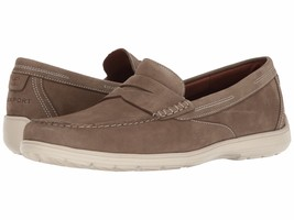 Men's Rockport Total Motion Penny Loafers, H80334 Sizes 8-11.5 New Vicun... - $109.95