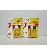 2 Packs 8 Sticks Carmex Daily Care Moisturizing Lip Balm Limited Edition... - $21.77