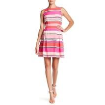 CeCe by Cynthia Steffe Womens Pink Dress Sleeveless Tulip Skirt Summer S... - $68.30