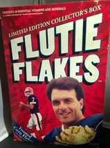 Buffalo Bills Doug Flutie Frosted Corn Flakes Cereal 1999 Autism Collect... - $25.73