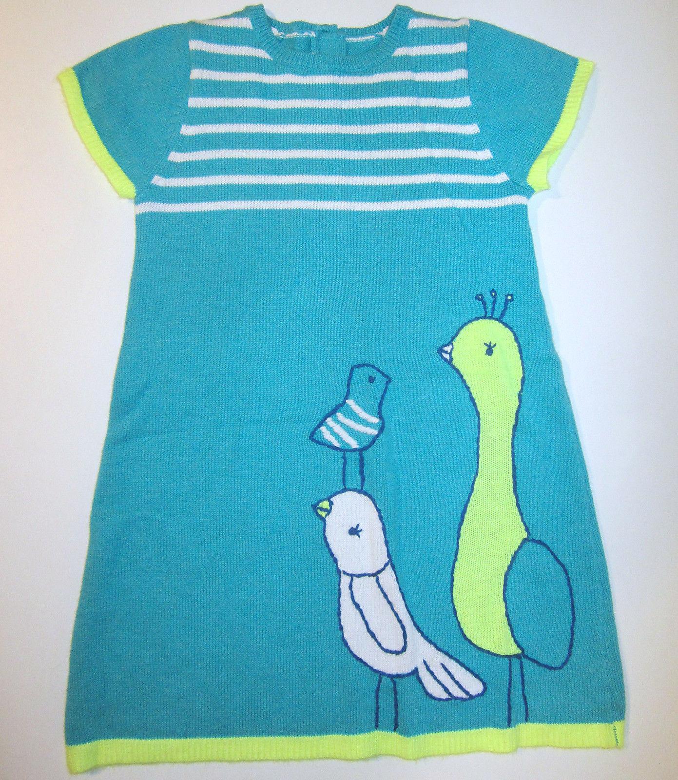 1718e2263b1 Gymboree Birds Sweater Dress girl s 2T and 11 similar items. S l1600