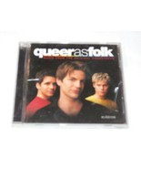 Queer As Folk By Colonna Sonora Originale (CD, 2001, BMG Gioco) Varie Artis - $13.45