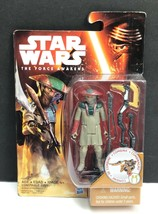 Star Wars The Force Awakens / 2015 Hasbro Action Figure / Constable Zuvi... - $16.55