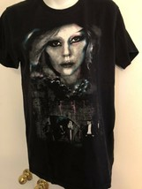 Lady GaGa Born This Way Ball 2013 Tour T Shirt 2 Sided Small - $13.97