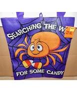 "Halloween Trick Or Treat Bags You Choose 16"" x 14"" Cute Sayings Reusable... - $2.89"