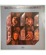 "Bachman Turner Overdrive BTO Overdrive II 1973 12"" LP Vinyl Record Mercu... - $12.69"