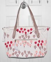 Cole Haan Women's Parker Nylon Bag Shopper Carerra Country Print  - $115.00