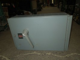 Westinghouse FDP Unit FDPS366 600A 3P 600V Single Fusible Panelboard Switch - $3,400.00