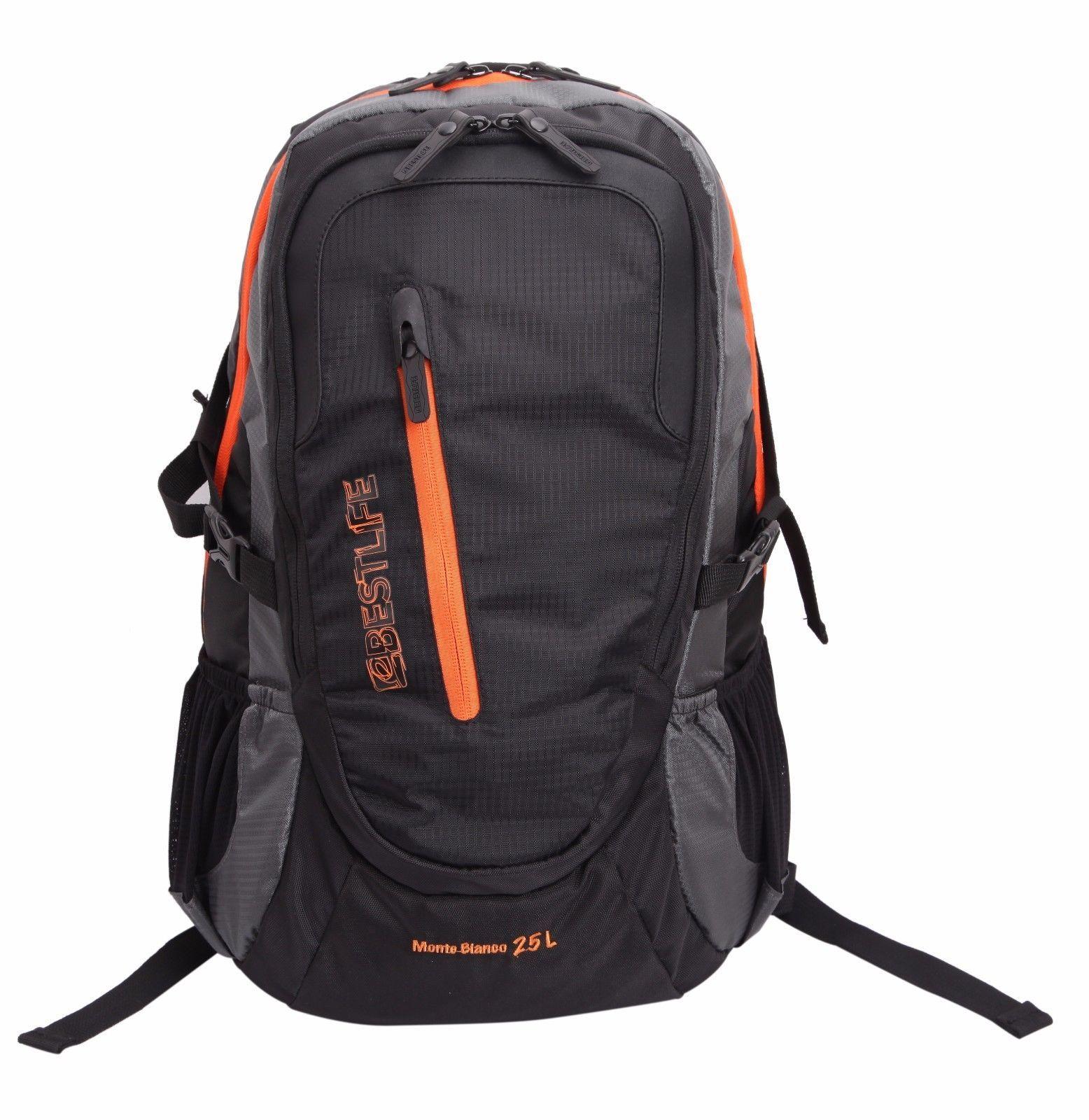 BESTLIFE Ergonomic Urban Backpack / Outdoor Traveler Bag Daypack BLB 3076 / 3010