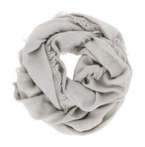 7 Seas Republic Women's Solid Soft Infinity Scarf - $15.85 CAD