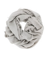 7 Seas Republic Women's Solid Soft Infinity Scarf - £9.28 GBP