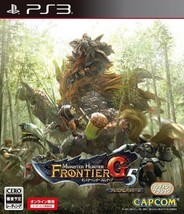 Monster Hunter Frontier G5 Premium Package Japan PS3 NEW - $57.42