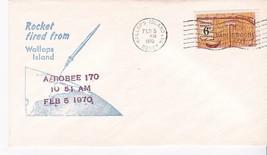 Aerobee 170 Rocket Launch Wallops Island, Va February 5, 1970 - $1.78
