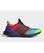 Adidas Originals Men's Ultraboost DNA Shoes NEW AUTHENTIC Black/Multi EG... - $169.99