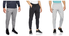 Under Armour Men's Fleece Jogger Pants UA Cold Gear Loose Joggers Licensed