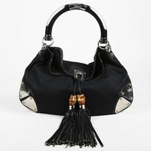 Gucci Medium Babouska Indy Original GG Monogram Handbag - $505.00