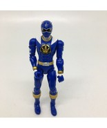 Power Rangers - 6.5 Inch Blue Ranger - Jointed Action Figure - $14.01