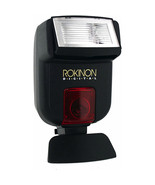 Rokinon Digital Cobra Type Flash, Guide Number 22 - For Pentax - $61.22